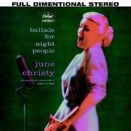 June Christy, Ballads For Night People (CD)