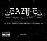 Eazy-E, Gangsta Memorial (CD)