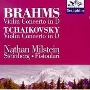 Nathan Milstein, Tchaikovsky / Brahms: Violin Concertos (CD)
