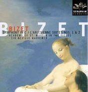 Sir Neville Marriner, Bizet: Sym In C & L'arlesienne (CD)