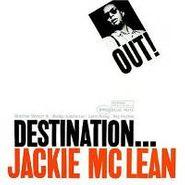 Jackie McLean, Destination Out (CD)