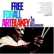Art Blakey & The Jazz Messengers, Free For All (CD)
