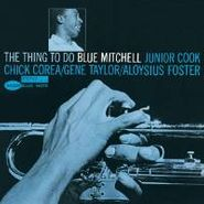 Blue Mitchell, Thing To Do (CD)