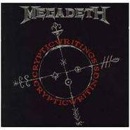 Megadeth, Cryptic Writings (CD)