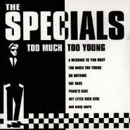 The Specials, Too Much Too Young (CD)