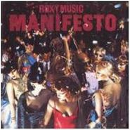 Roxy Music, Manifesto (CD)