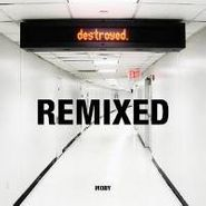 Moby, Destroyed Remixed (CD)