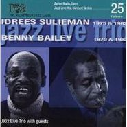 Jazz Live Trio, Vol. 25-Swiss Radio Days (CD)