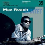 The Max Roach Quintet, Swiss Radio Days Vol. 35 (CD)