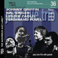 Johnny Griffin, Swiss Radio Days Vol. 36 (CD)