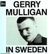 Gerry Mulligan, In Sweden (LP)