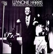 Wynonie Harris, Mr. Blues Is Coming To Town (LP)