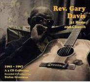 Rev. Gary Davis, At Home and Church: 1962-1967 (CD)