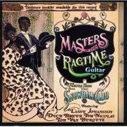 Various Artists, Masters Of The Ragtime Guitar (CD)