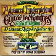 Various Artists, Advanced Fingerpicking Guitar Techniques - School of Ragtime: 10 Classic Rags Of Scott Joplin (CD)