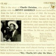 Charlie Christian, With The Benny Goodman Sextet (LP)