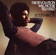Gil Scott-Heron, Revolution Will Not Be Televised (LP)