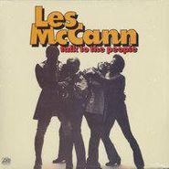 Les McCann, Talk To The People (LP)