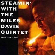 The Miles Davis Quintet, Steamin' With The Miles Davis Quintet (LP)