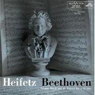 Jascha Heifetz, Beethoven Sonatas Nos 8 & 10 [180 Gram Vinyl]  [Limited Edition] (LP)