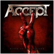 Accept, Blood of the Nations (CD)