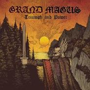 Grand Magus, Triumph And Power (CD)