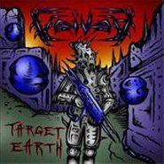 Voivod, Target Earth (CD)