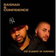 Rashad & Confidence, Element Of Surprise (CD)
