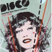 Various Artists, Disco Italia: Essential Italo Disco Classics - 1977-1985 (CD)