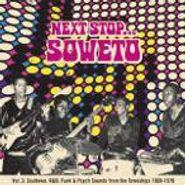 Various Artists, Vol. 2-Next Stop Soweto: Soult (CD)