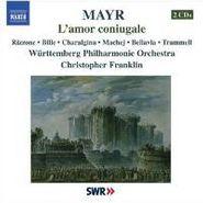 Simon Mayr, L'amor Coniugale (CD)