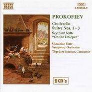 Sergei Prokofiev, Prokofiev: Cinderella Suites 1-3 / Scythian Suite / On the Dnieper Suite (CD)