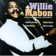 Willie Mabon, Chicago Blues Sessions (CD)