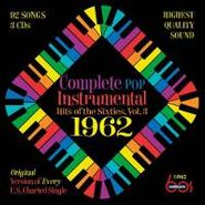 Various Artists, Complete Pop Instrumental Hits Of The Sixties Vol. 3 - 1962 (CD)