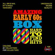 Various Artists, Amazing Early 60s Box: 88 Hard To Find Hits  (CD)
