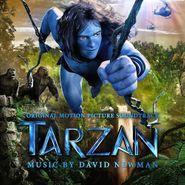 David Newman, Tarzan (CD)