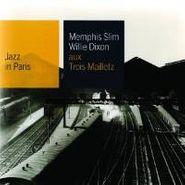 Memphis Slim, Jazz In Paris: Aux Trio Mailletz (CD)