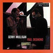 Gerry Mulligan, Gerry Mulligan & Paul Desmond Quartet (CD)