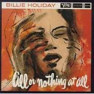 Billie Holiday, All Or Nothing At All (CD)