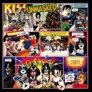 KISS, Unmasked (CD)