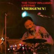 The Tony Williams Lifetime, Emergency! (CD)