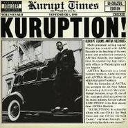 Kurupt, Kuruption (CD)