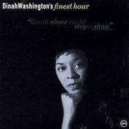 Dinah Washington, Dinah Washington's Finest Hour