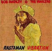 Bob Marley & The Wailers, Rastaman Vibration (CD)