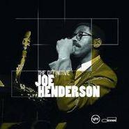Joe Henderson, The Definitive Joe Henderson (CD)