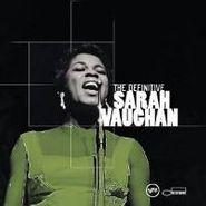 Sarah Vaughan, The Definitive Sarah Vaughan (CD)