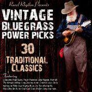 Various Artists, Vintage Bluegrass Power Picks: 30 Traditional Classics (CD)