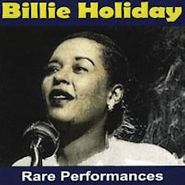 Billie Holiday, Rare Performances (CD)