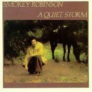 Smokey Robinson, A Quiet Storm (CD)