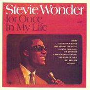 Stevie Wonder, For Once In My Life (CD)